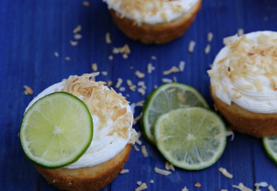Pastelitos de Coco y Limón